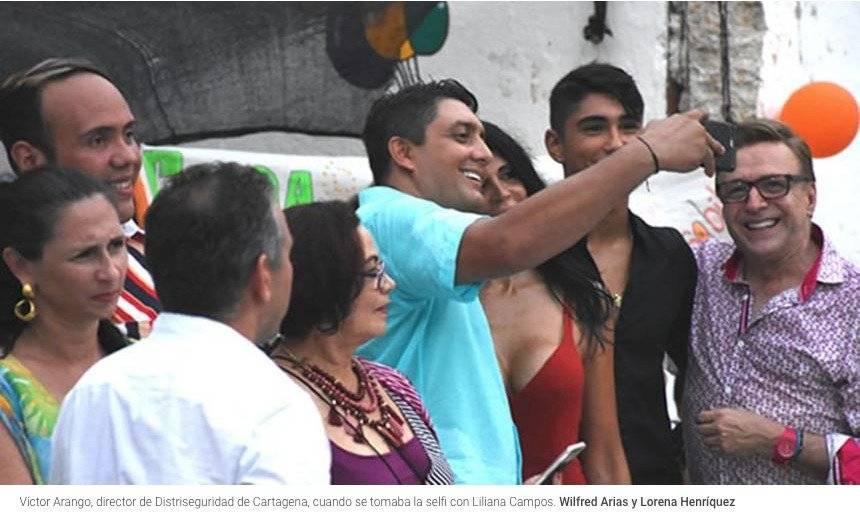 Funcionario Cartagena