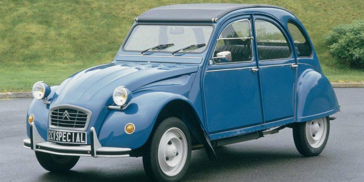 """Citroën celebró los 70 años de la emblemática """"Citroneta"""""""