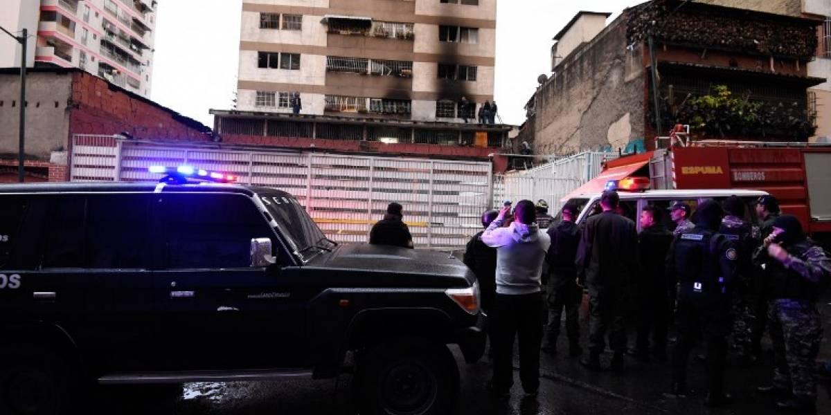 Concejal acusado de atentado contra Maduro muere en prisión