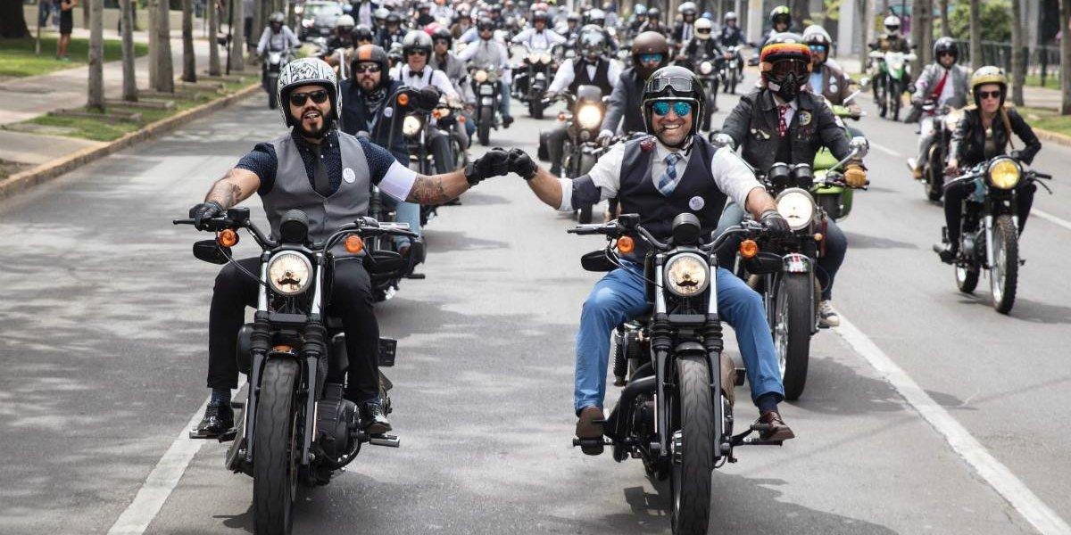Las mejores imágenes del Distinguished Gentleman's Ride 2018