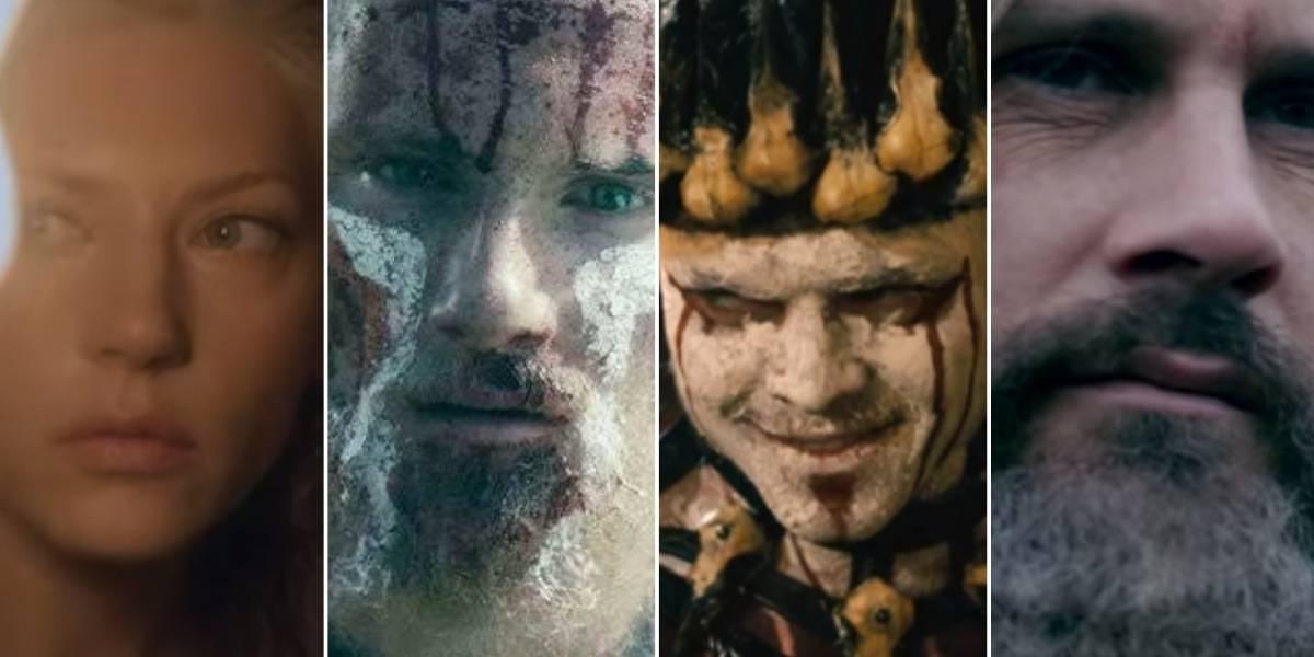Vikings: Trailer da 5ª temporada é divulgado e mostra batalha que unirá antigos inimigos