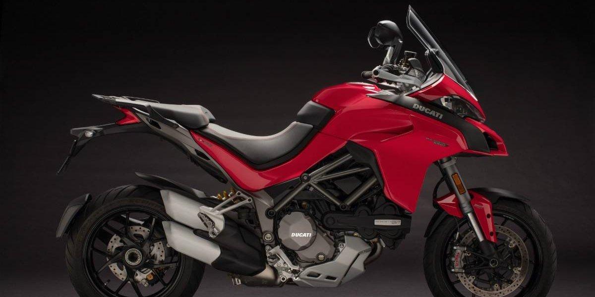 Ducati aumenta la oferta de motos y amplía su familia Multistrada