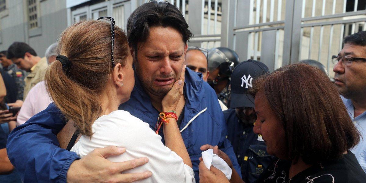 Fiscalía venezolana confirma suicidio de opositor supuestamente vinculado al atentado contra Maduro