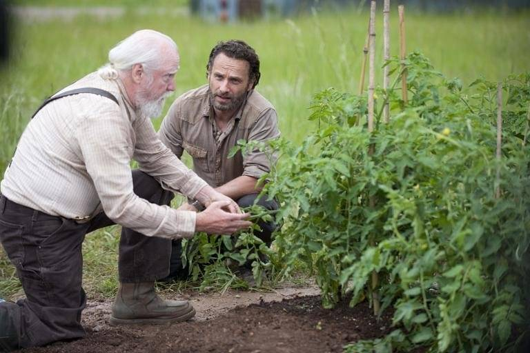 The Walking Dead: Murió Scott Wilson