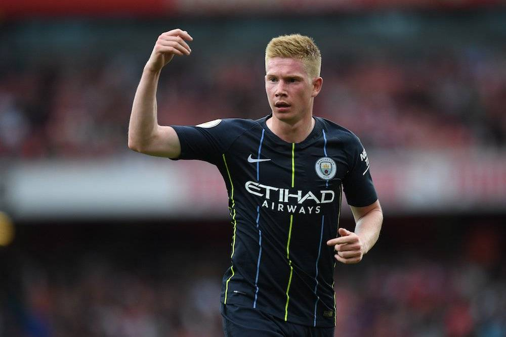 Kevin De Bruyne / Getty Images