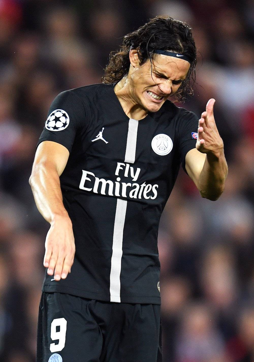 Edinson Cavani / Getty Images