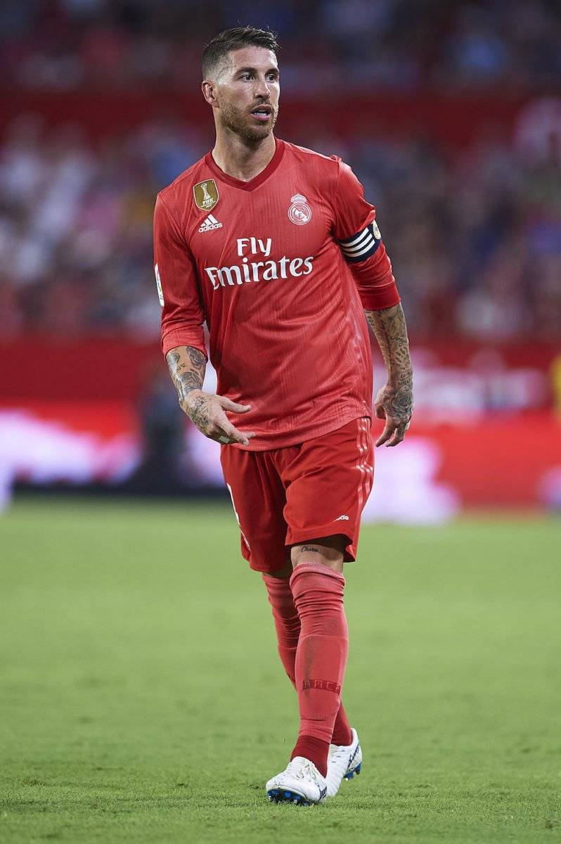 Sergio Ramos / Getty Images