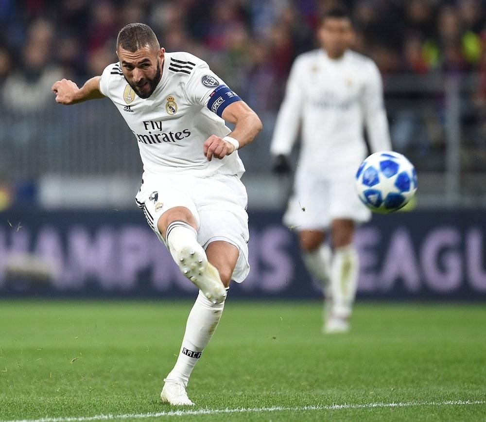 Karim Benzema / Getty Images