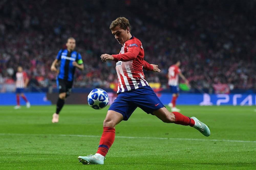 Antoine Griezmann / Getty Images