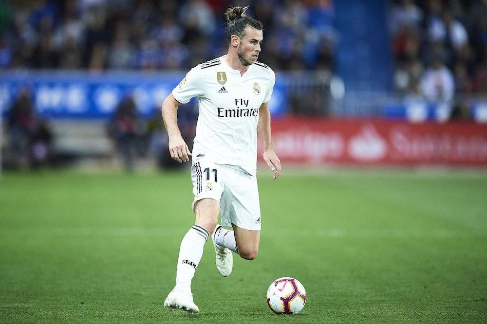Gareth Bale / Getty Images