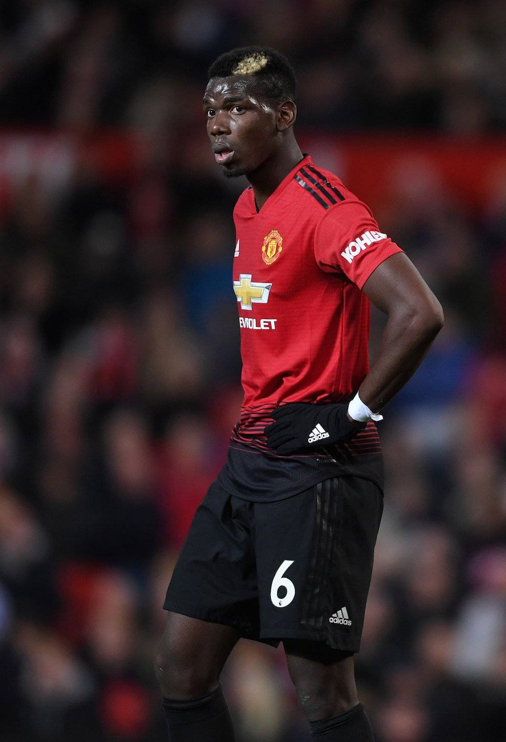 Paul Pogba / Getty Images