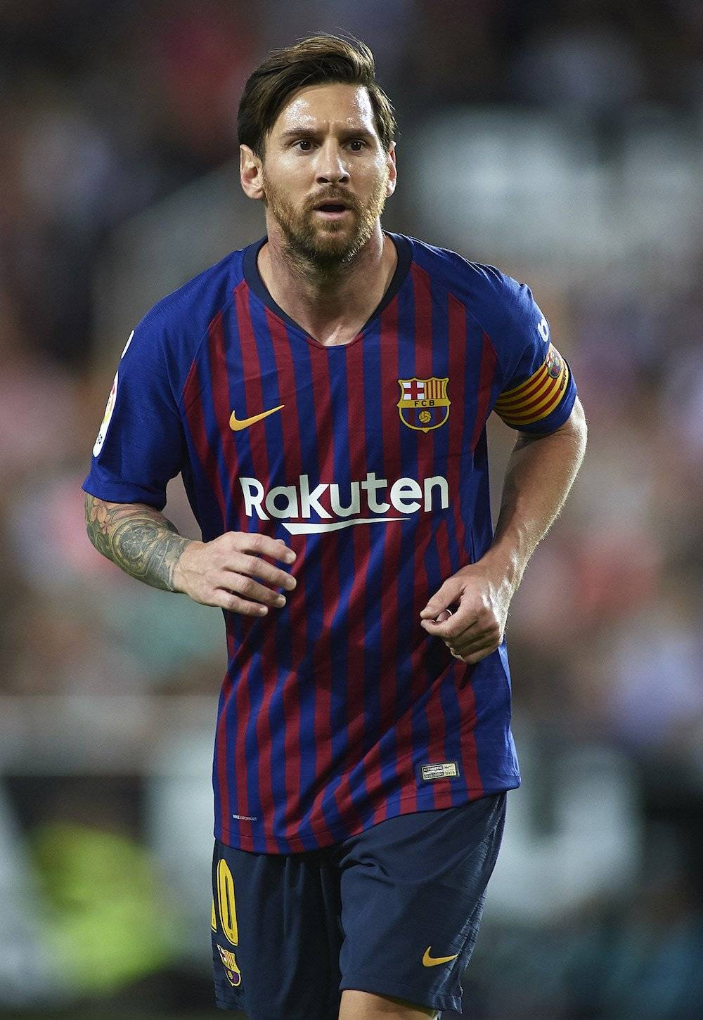 Lionel Messi / Getty Images
