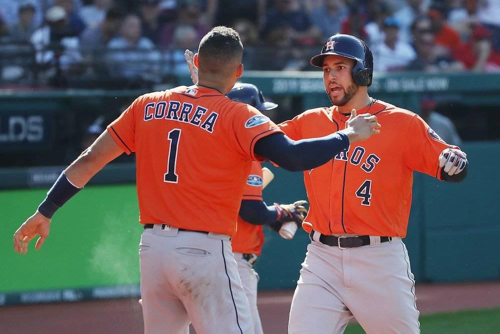 Astros van al firmamento de la Serie de Campeonato