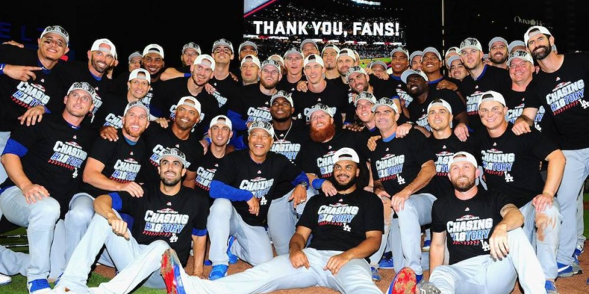 Dodgers disputarán la Serie de Campeonato de la Liga Nacional