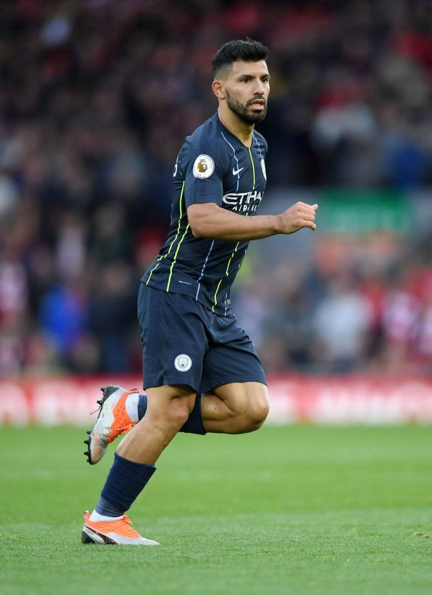 Sergio Agüero / Getty Images