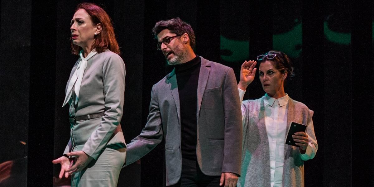 """""""Réplica"""": Volpato, Rivadeneira y Pérez-Bannen estrenan obra sobre inteligencia artificial"""