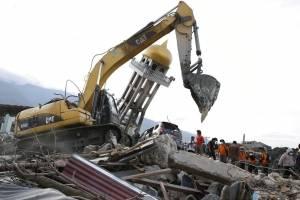 La destrucción en Indonesia a 10 días del tsunami