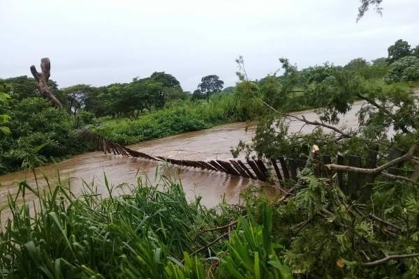 Inundaciones por lluvias