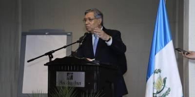 Jafeth Cabrera en I Congreso de Facultades de Medicina 2018