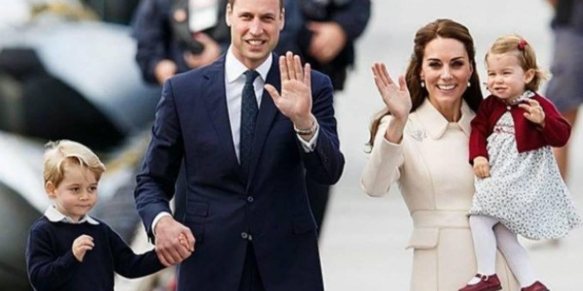 ¡Adorables! Esta es la tradición real que le enseñan Kate y el príncipe William a sus hijos