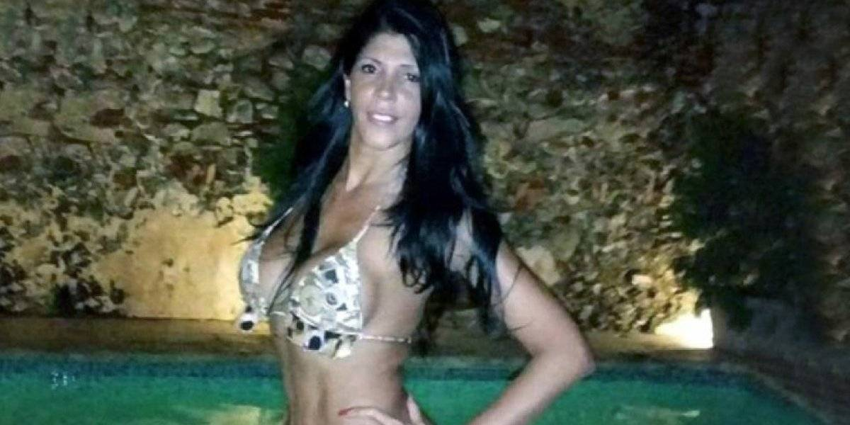 La 'selfie' con la 'Madame' por la que alcalde de Cartagena es increpado