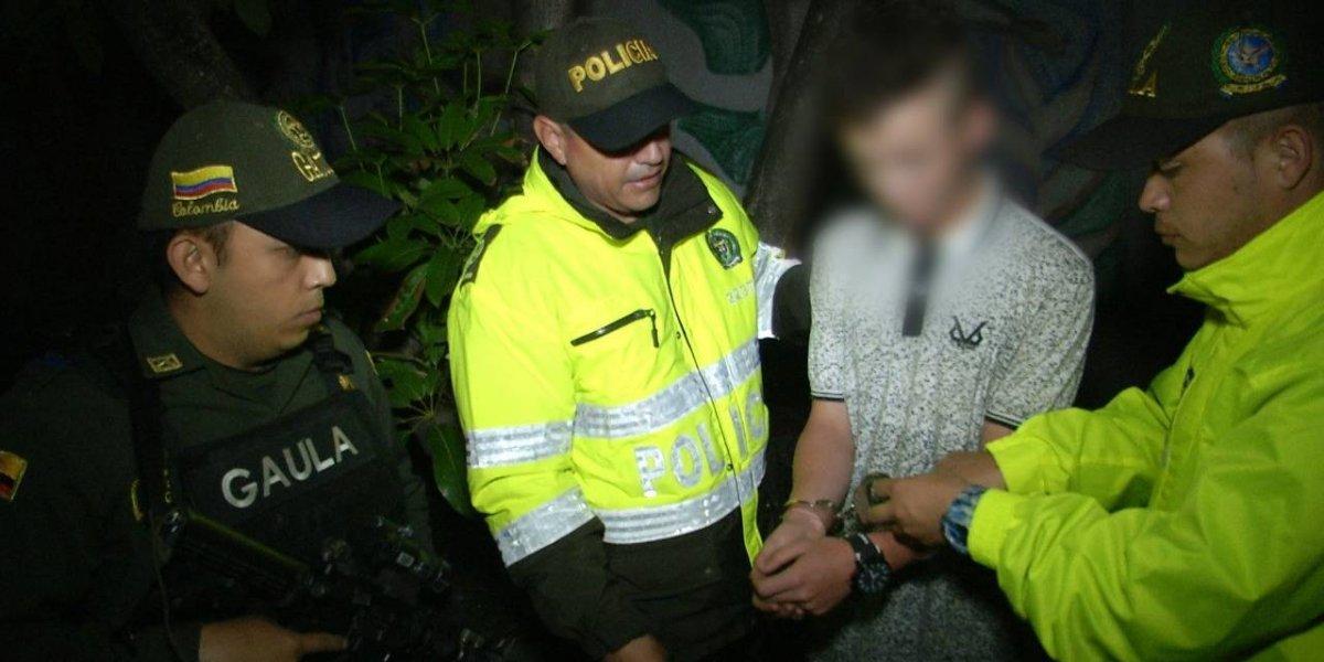 Niño que había sido secuestrado habría permanecido amarrado a un árbol