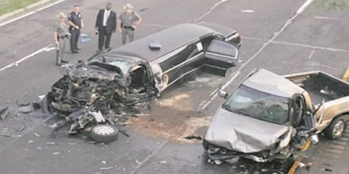 Tragedia en Nueva York: chofer de limusina no tenía permisos para circular