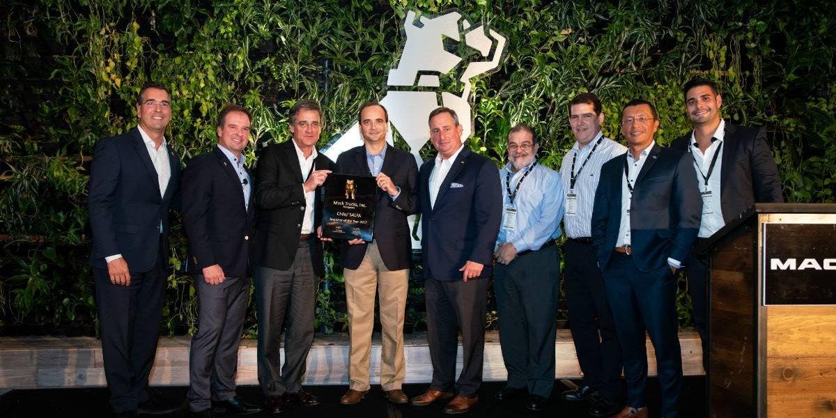 Salfa, premiado por Mack como Mejor Distribuidor del mundo