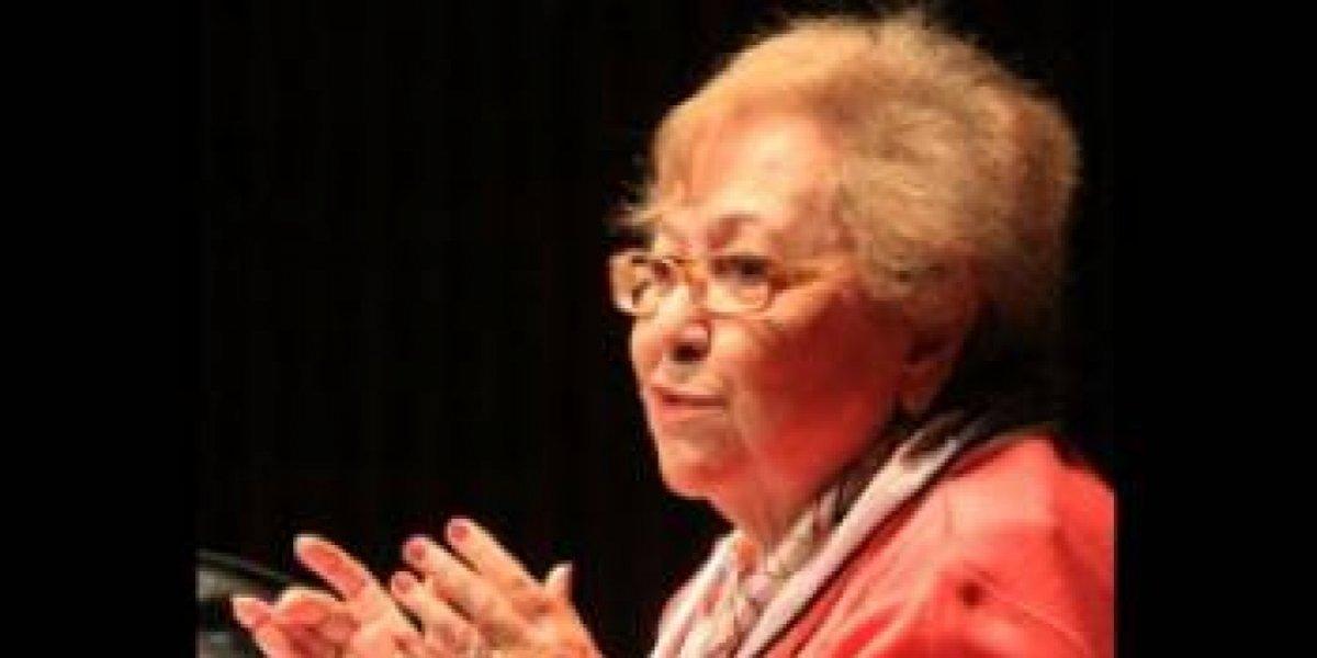 Muere la escritora e investigadora mexicana Margarita Peña