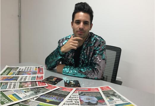 Matías Ferreira: Se suma al movimiento de dignificar lo urbano