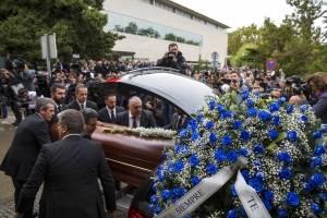 Funeral de Montserrat Caballé