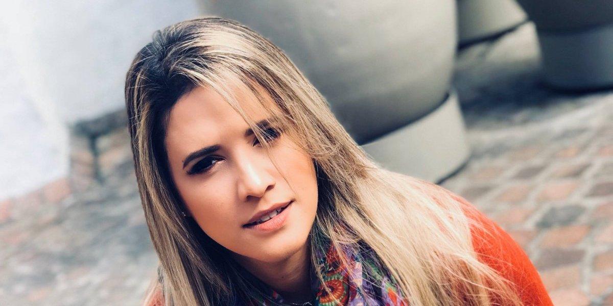 Nathalie Hazim suena en varias ciudades de Colombia