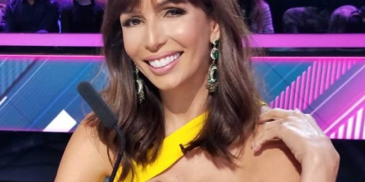 Giselle Blondet demostró su pasión por el baile flamenco en Nuestra Belleza Latina