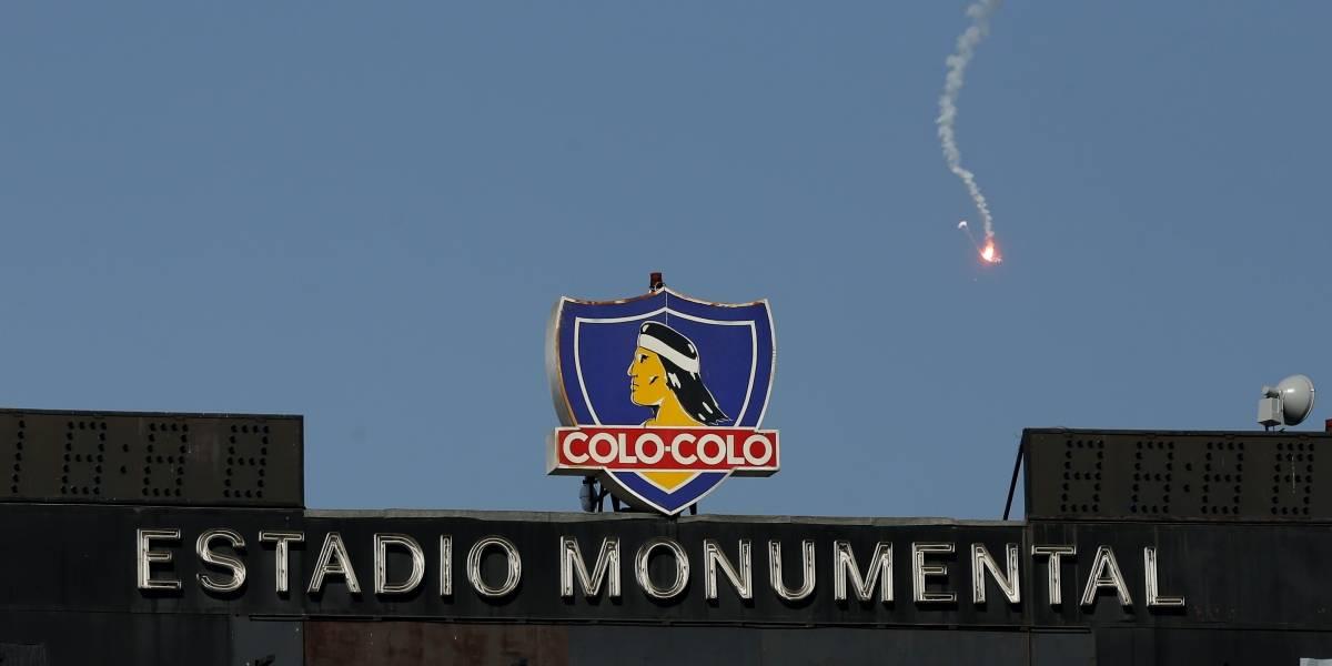 Las peticiones de los trabajadores de Colo Colo que rechazó ByN podrían movilizar incluso al primer equipo