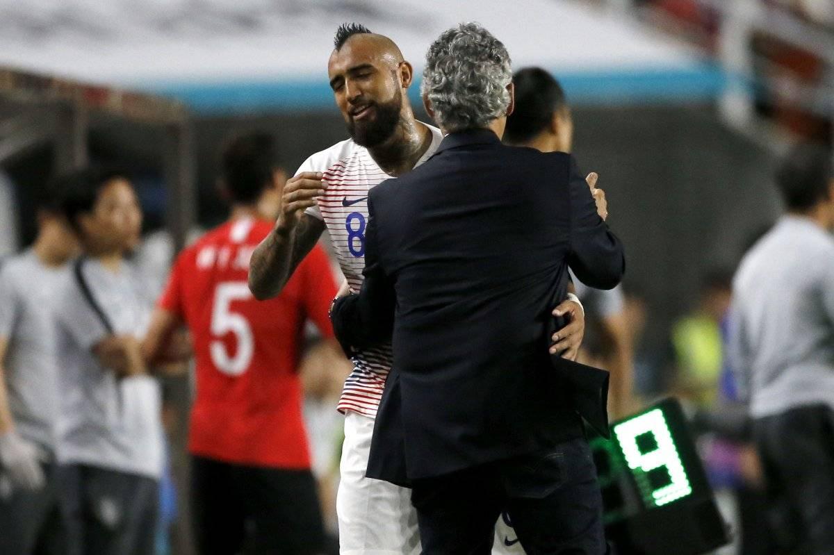 La Roja se sigue preparando para la Copa América 2019 / imagen: Photosport