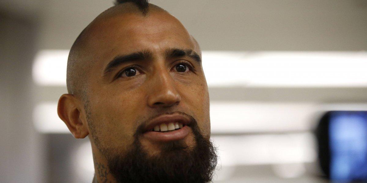 """Arturo Vidal reconoció su rabia por su suplencia en Barcelona: """"He estado un poco molesto, pero vamos a seguir luchando"""""""