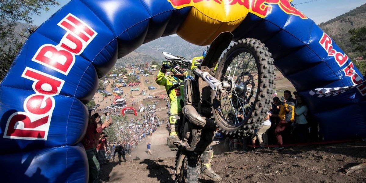Piloto español se quedó con el Red Bull Los Andes
