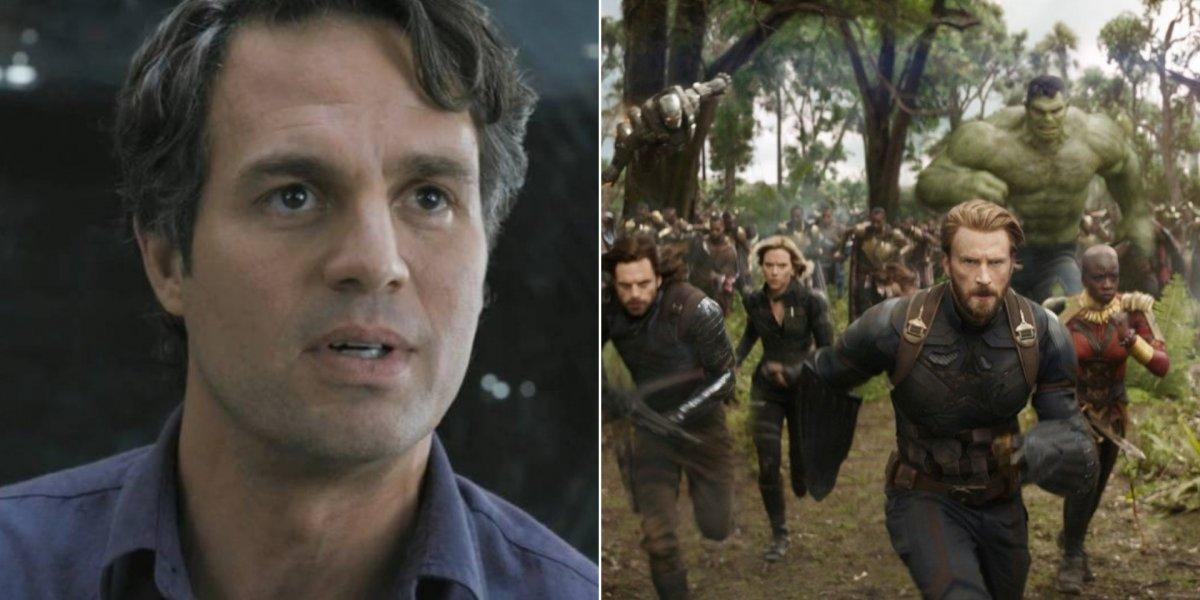 Vingadores 4: Analisam áudio do spoiler de Mark Ruffalo e revelam título da sequência de 'Vingadores: Guerra Infinita'
