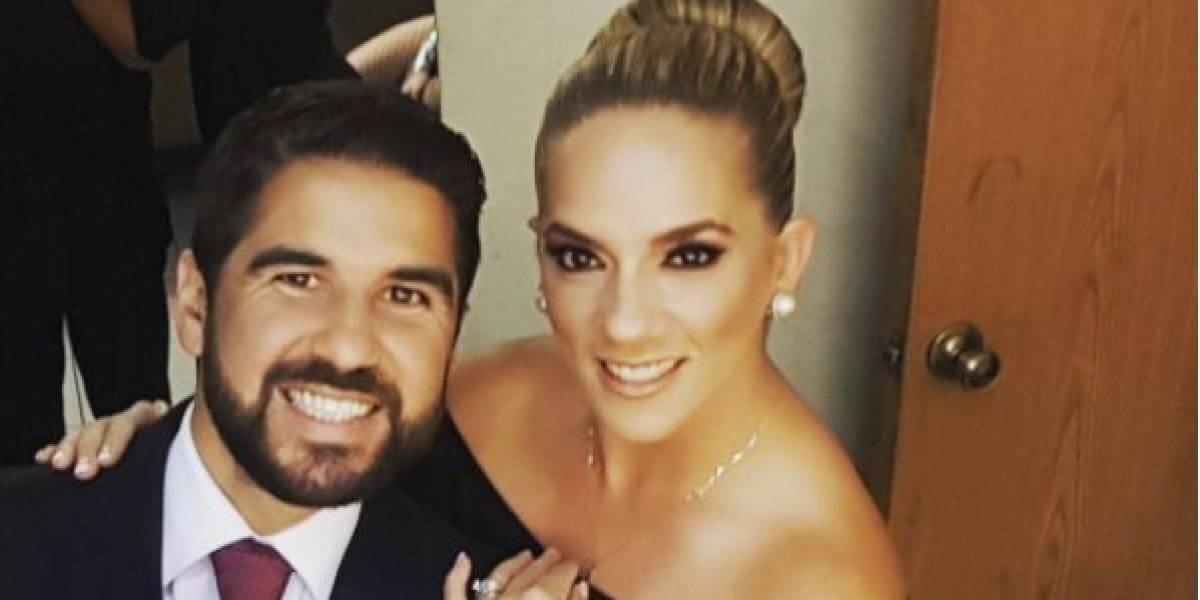 Gabriela Pazmiño publica romántico video grabado por Dalo Bucaran