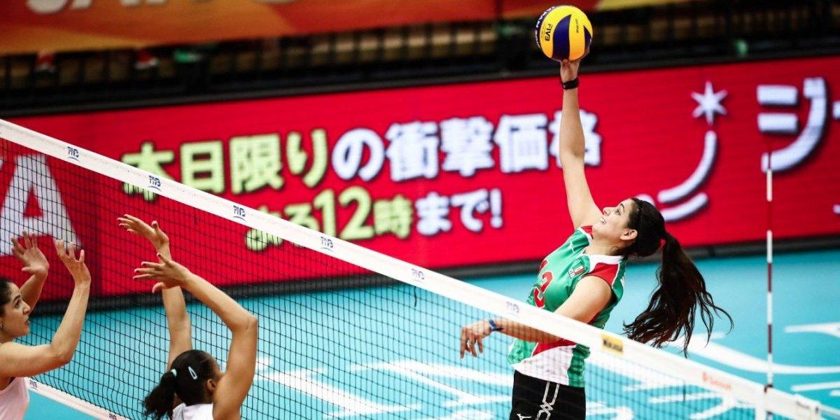 México cae ante Brasil en Mundial de Voleibol pese a buen inicio de juego