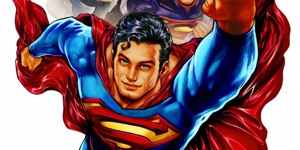 CCXP 2018: pôster oficial do evento homenageia os 80 anos do Superman