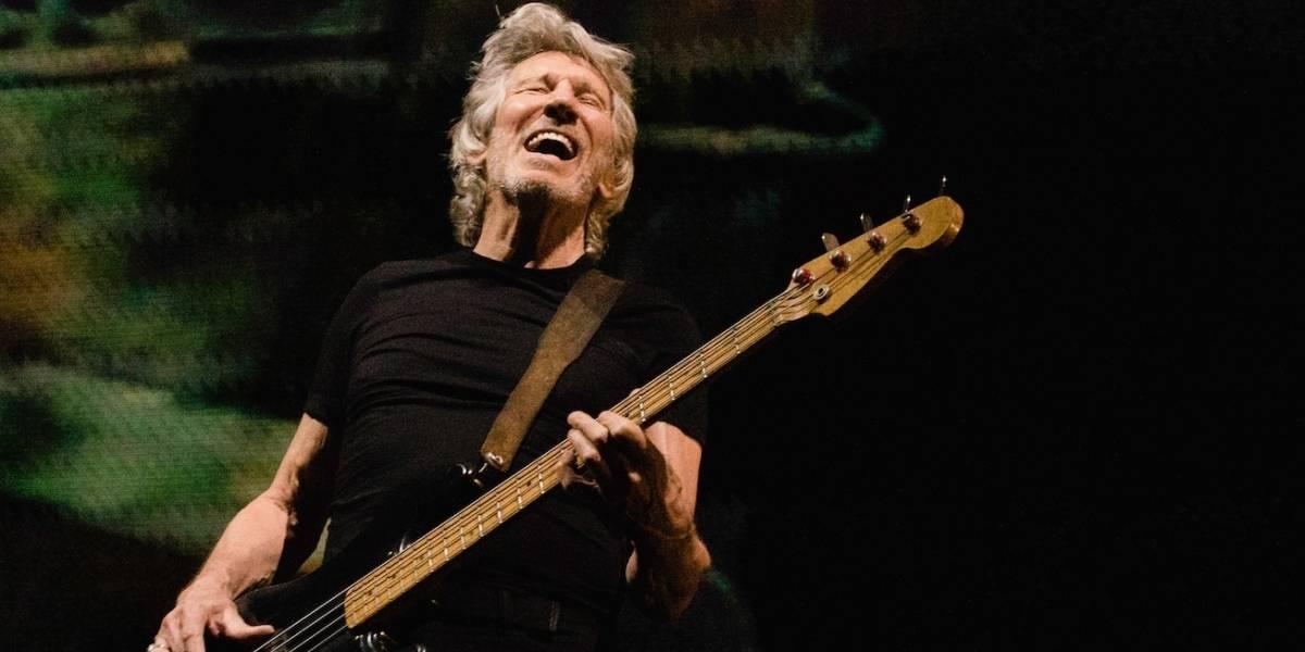Ex-Pink Floyd Roger Waters abre turnê em SP com misto de nostalgia e crítica política
