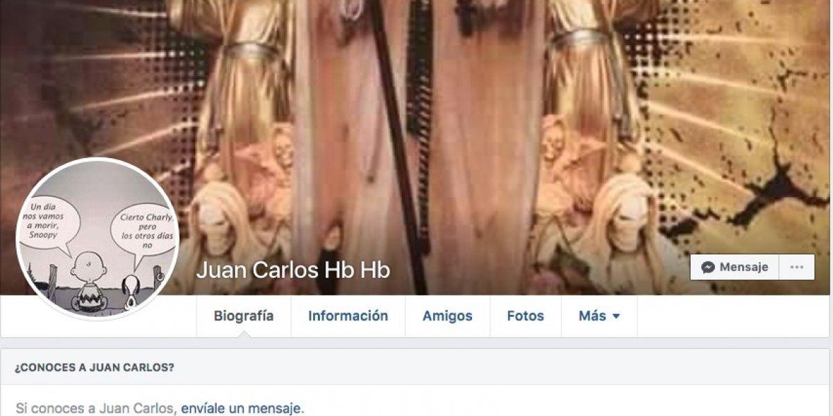 El sombrío Facebook del 'Monstruo de Ecatepec'
