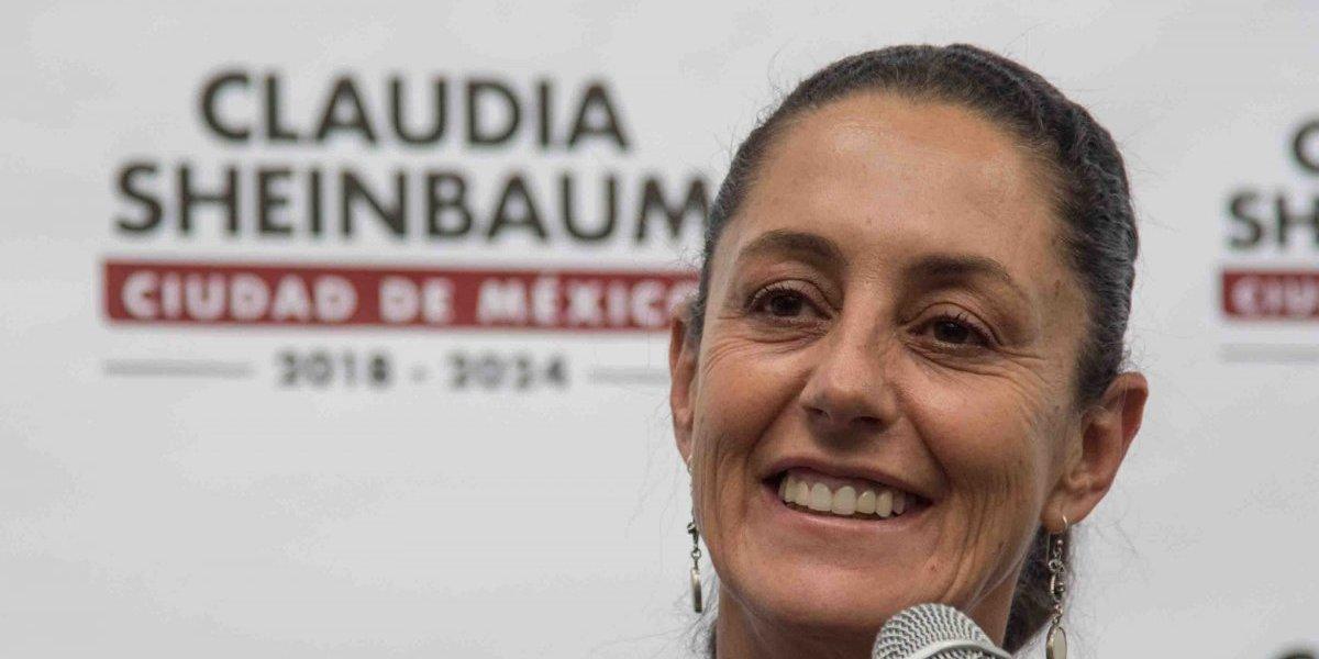 Claudia Sheinbaum agradece hospitalidad de la alcaldesa de Madrid