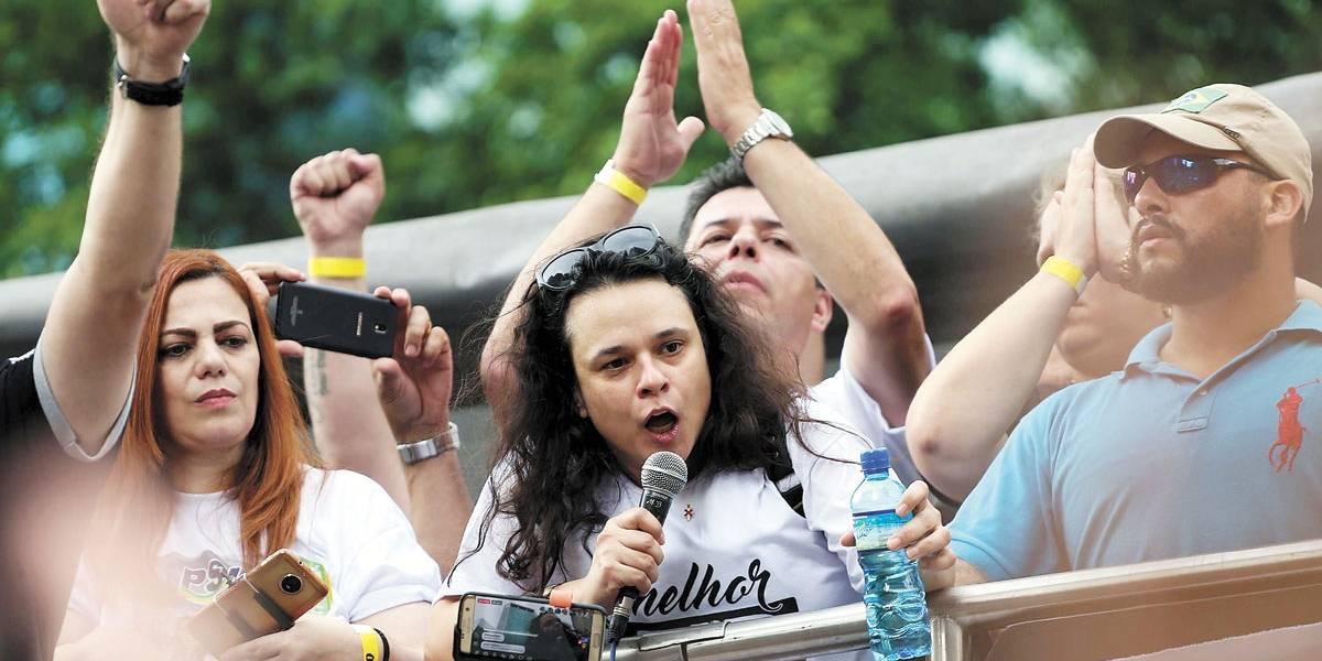 Eleição 2018: Janaina Paschoal (PSL) é a mais votada da história