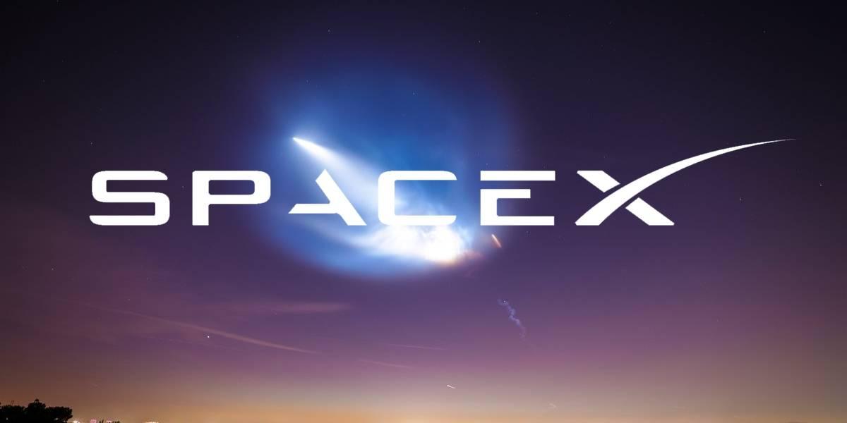 SpaceX lanza cohete Falcon 9 e ilumina el cielo de California