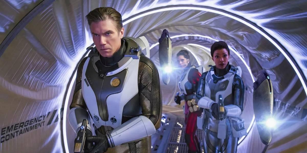 Spock llega al avance de la temporada 2 de Star Trek: Discovery