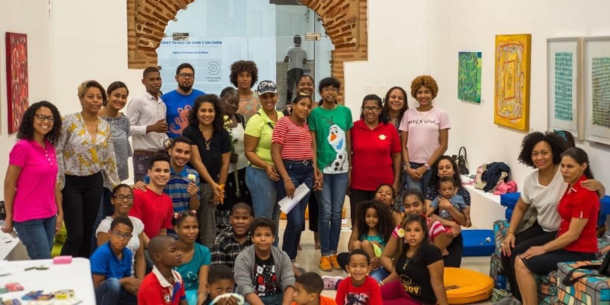 """Talleres """"Sintiendo el arte"""", promueven la inclusión social"""