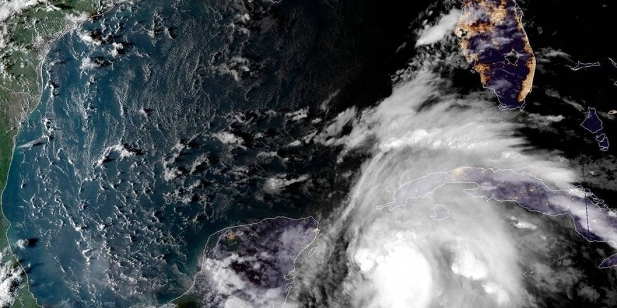El huracán Michael amenaza Florida y el Golfo de México