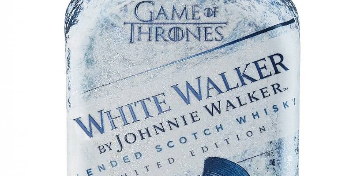 Johnnie Walker presenta whisky 'White Walker' inspirado en Game of Thrones